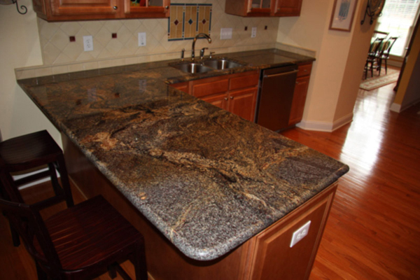 Granite Kitchen Slab : Kitchen Granite Countertops