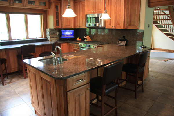 Beautiful Fayetteville NC Granite Countertops 3 The Artistic Works