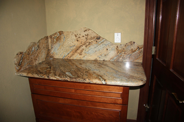 Custom countertops granite NC 4