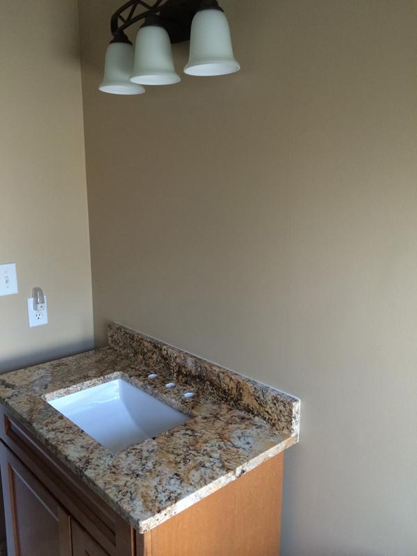 granite vanity fayetteville NC 4